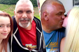 Bus driver labelled a 'paedo' after marrying a teenager.