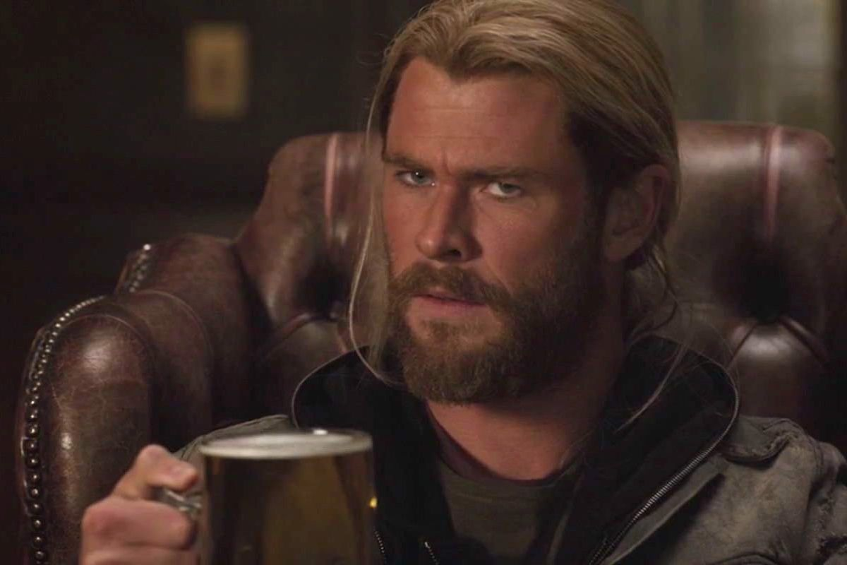 Chris Hemsworth Had Intense Thor Gym Routine For Avengers: Endgame Despite Fat Suit